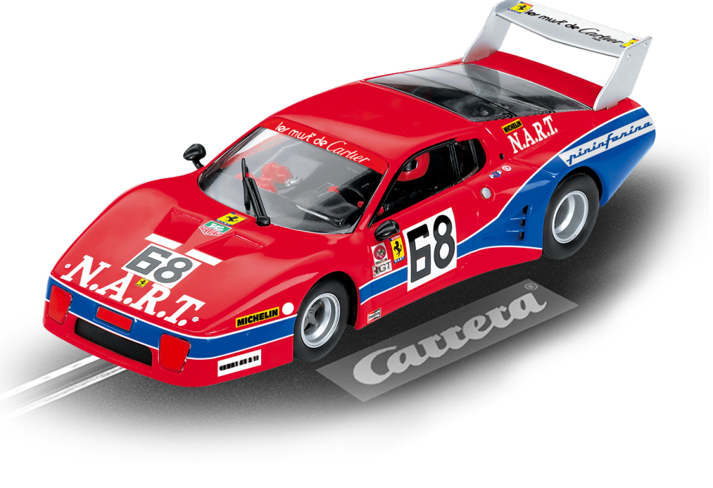 Carrera Digital 132 Ferrari 512BB LM NORT No.68, Daytona