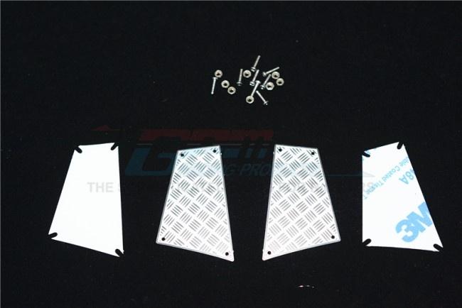 GPM TRX4 stainless steel slip proof tread for TRX4 rear