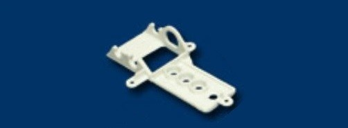 NSR Narrowed SW Motor Mount HARD WHITE
