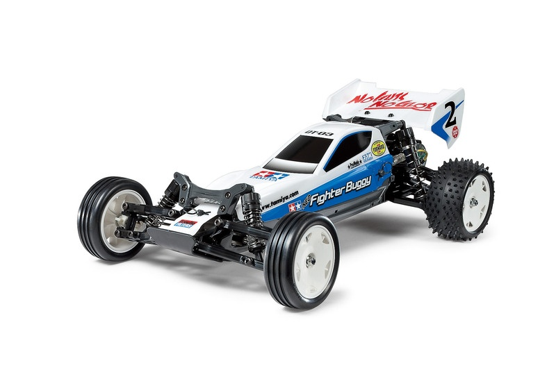 Tamiya Neo Fighter DT-03 2WD Buggy Bausatz 1:10