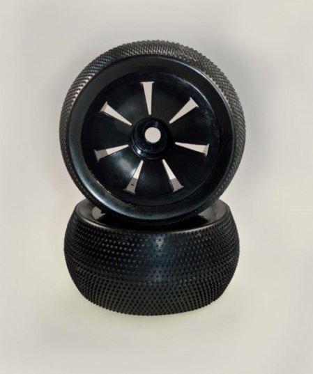 Carson V4 Truggy Reifen Set (2)
