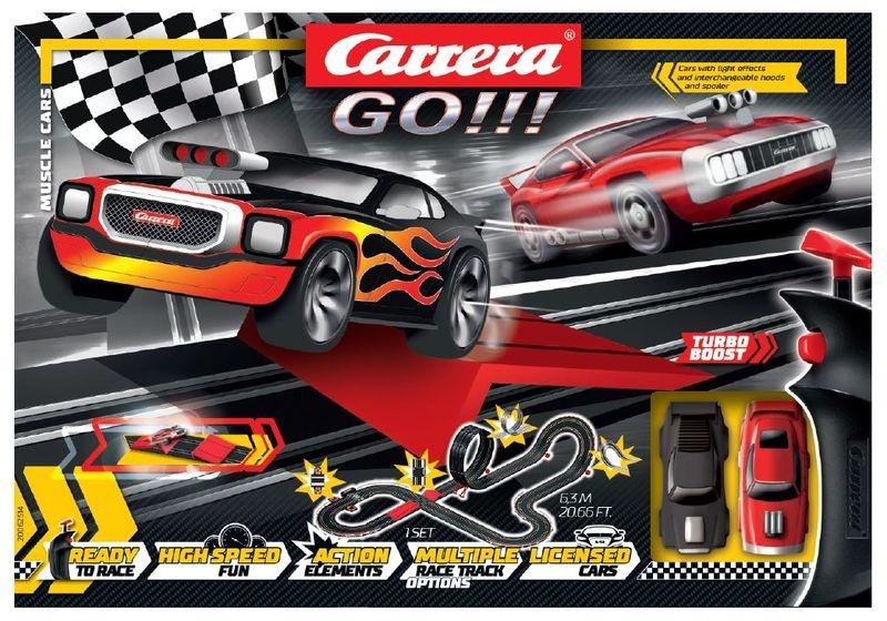 Carrera Go!!! Hot Road