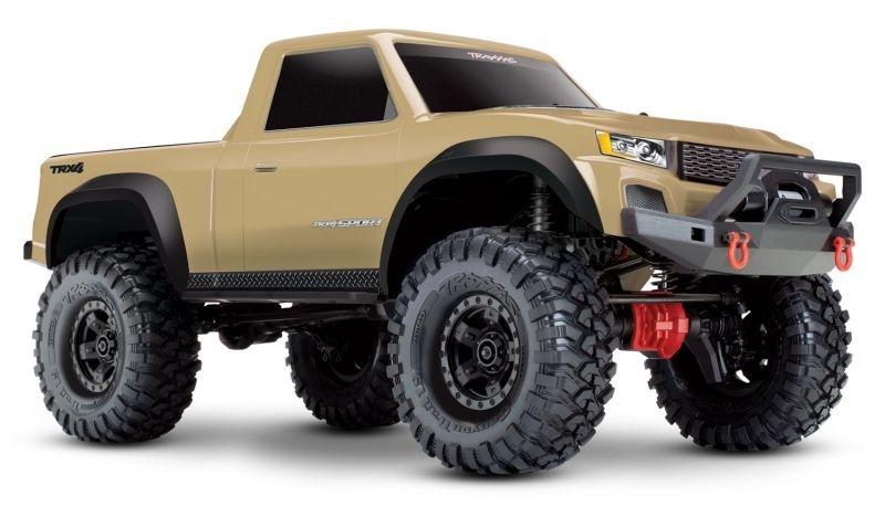 Traxxas TRX-4 Sport 4WD Scale Crawler brushed TQ2.4GHz