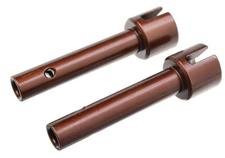 Team Corally PRO Drive Axle - Long - Rear - Swiss Spring