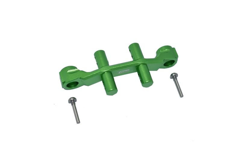 GPM Aluminum Front Body Post Stabilizer - 3PC Set for