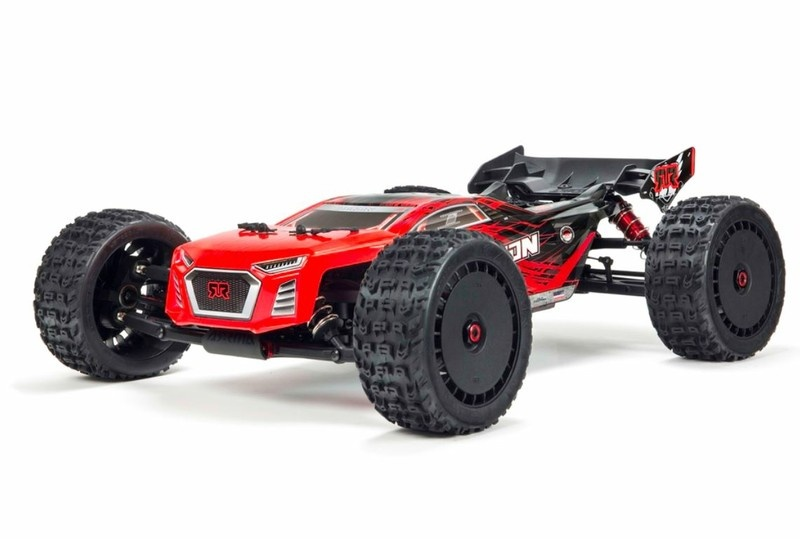 Arrma RC Talion V3 6S BLX 4WD Truggy 2.4GHz RTR 1:8