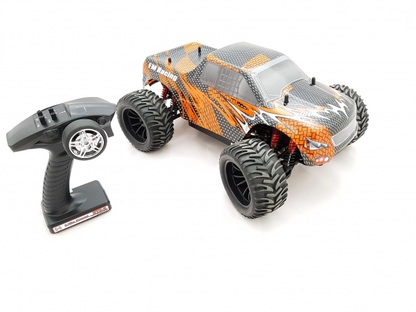 FM-electrics FMR-X3 brushless Monstertruck 4WD 2.4GHz RTR
