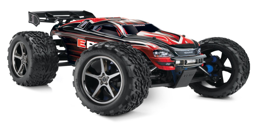 Traxxas E-Revo 4WD Electric Racing Monster Truck 2.4GHz RTR