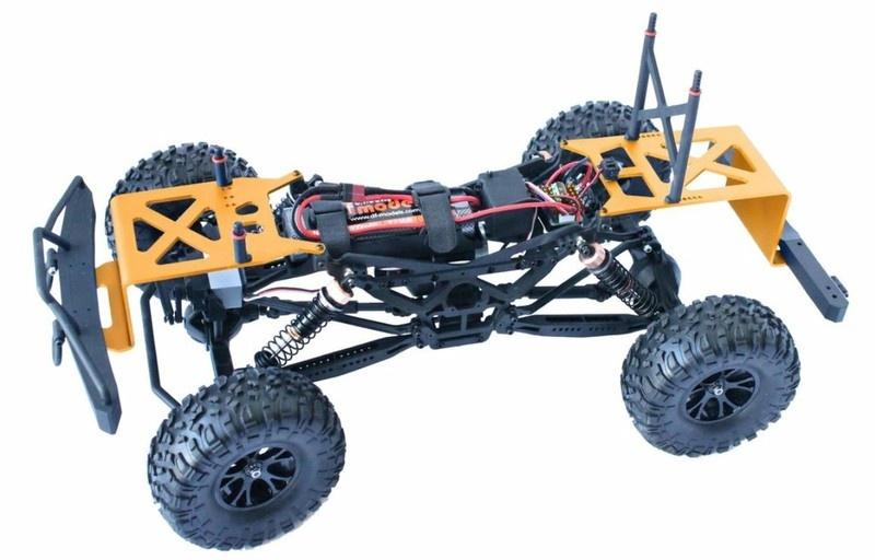 df models df 4j xxl crawler 2 4ghz rtr 1 10 modellbau. Black Bedroom Furniture Sets. Home Design Ideas