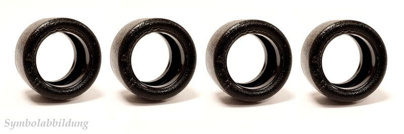 NSR Reifen Slick Front - No friction - 16 x 8