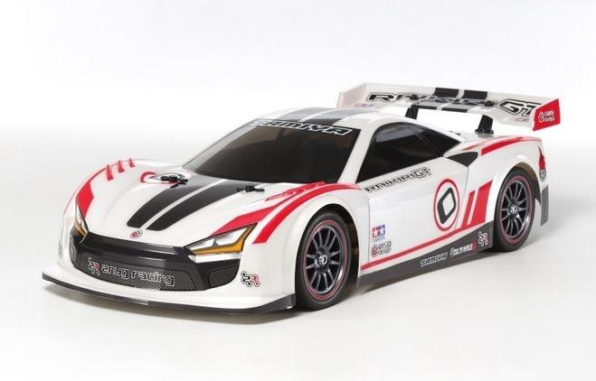 Tamiya Raikiri GT 4WD Tourenwagen (TT-02)  Bausatz 1:10