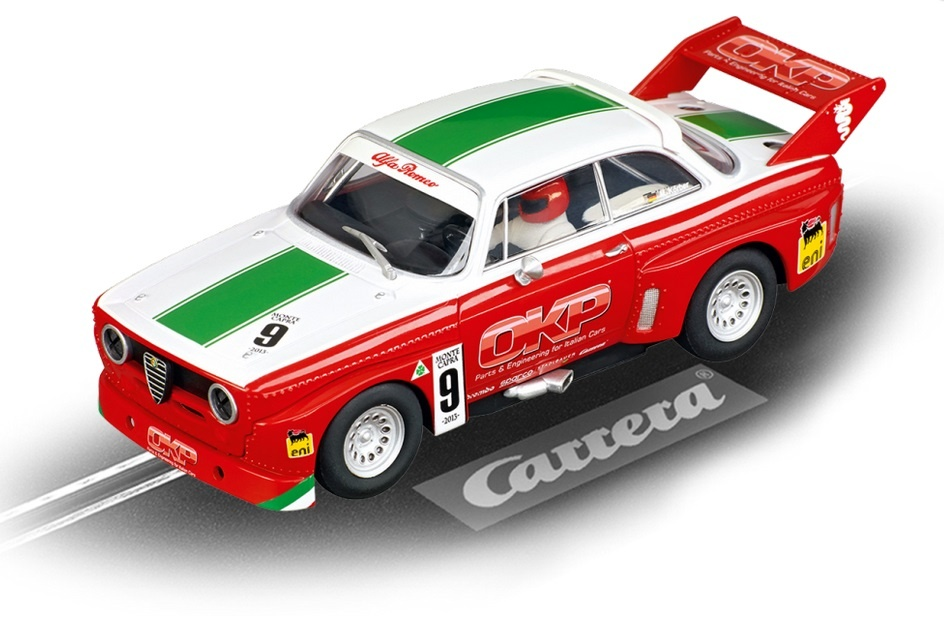 Carrera Digital 132 Alfa Romeo GTA Silhouette Gr.5, Race 3,