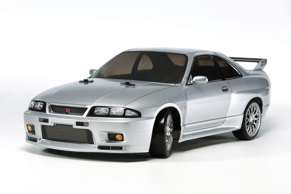 Tamiya RC Nissan Skyline GT-R R33 (TT-02D) Bausatz 1:10