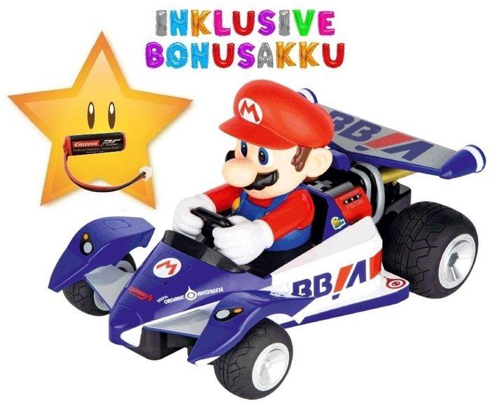 Carrera RC 2,4GHz Mario Kart(TM) Circuit Special, Mario