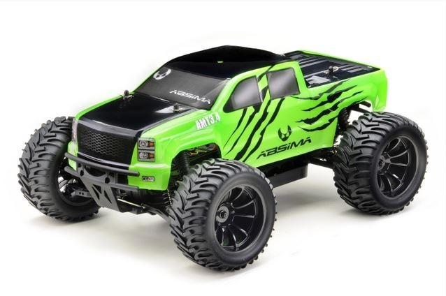Absima EP Monstertruck AMT3.4 4WD 2.4GHz Brushed Elektro
