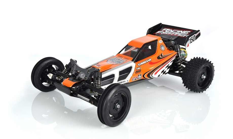 Tamiya RC Racing Fighter (DT-03) The Real Bausatz 1:10