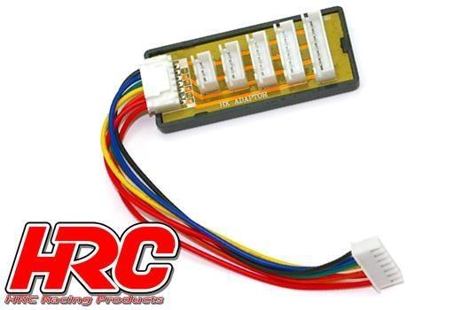 HRC Racing Ladegerät Zubehör - Balancer Adapter - XH 2-6s