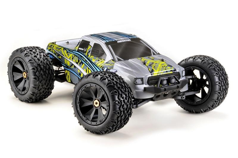 Absima 4WD Monster Truck ASSASSIN Gen2.0 4S 2.4GHz RTR 1:8