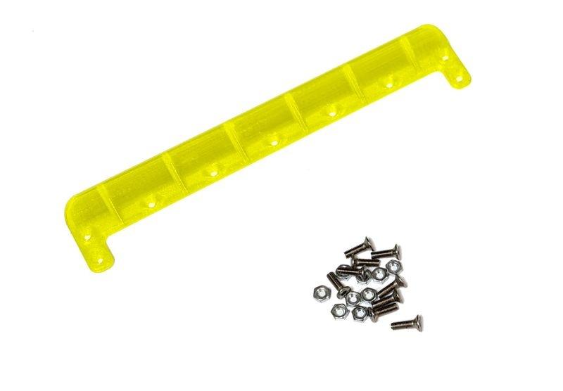 JS-Parts ultraflex Heckkante universal 158mm gelb