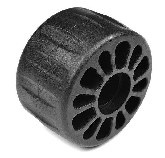 Team Corally - Wheelie Bar Wheel - Composite - 1 pc