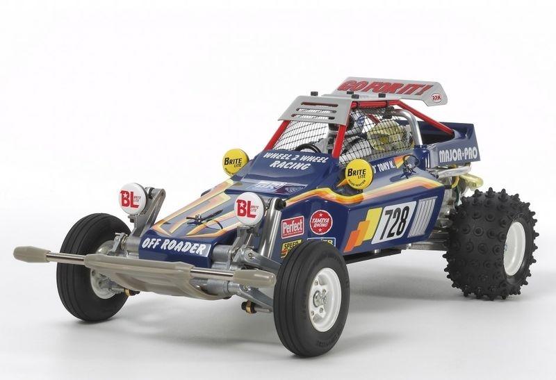 Tamiya RC Fighting Buggy (2014) 2WD Elektro Bausatz 1:10