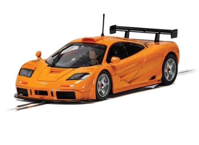 Scalextric 1:32 McLaren F1 GTR Papaya Orange HD