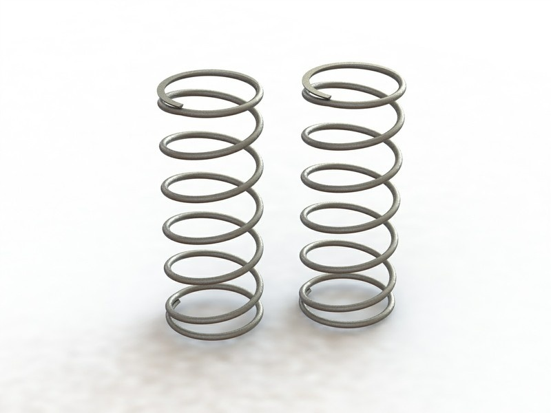 Arrma RC Shock Springs 60mm 1.35N/mm Talion (2)