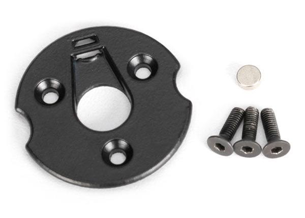 Traxxas Magnet-Halter für HZ Telemetrie