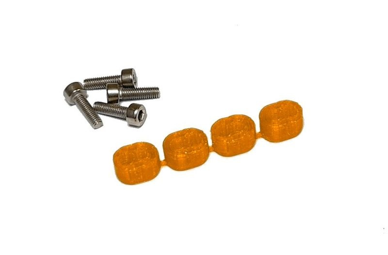 JS-Parts Pin-Deckel / Kappen für Querlenker-Stifte