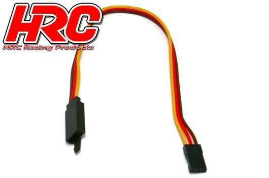 HRC Servo Verlängerungs Kabel - mit Clip -