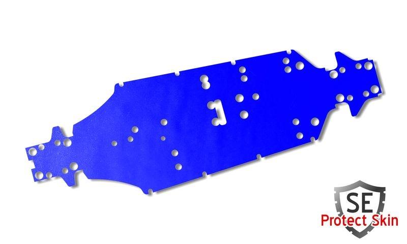 JS-Parts SE Protect Skin Unifarbe Blau