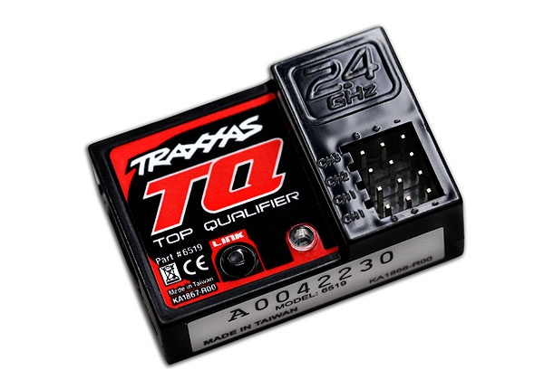 Traxxas Empfänger Micro 3Kanal 2.4GHz TQ