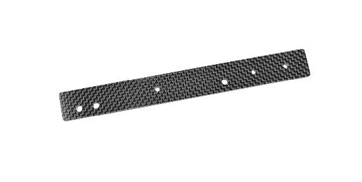 Team Corally - Chassis Stiffener Sheet - XTR - Rear -