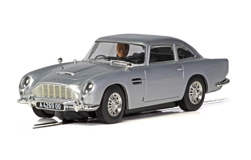Scalextric 1:32 James Bond Aston Martin DB5 HD NTTD