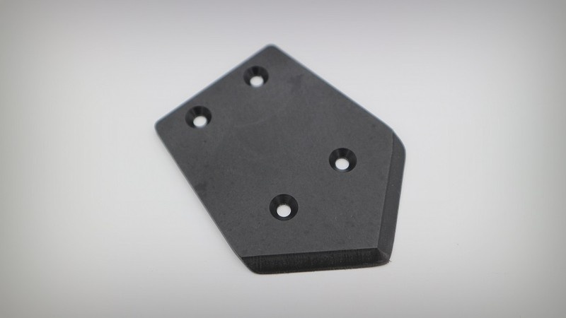 POS RC Racing Parts Skidplate HPI Vorza Buggy