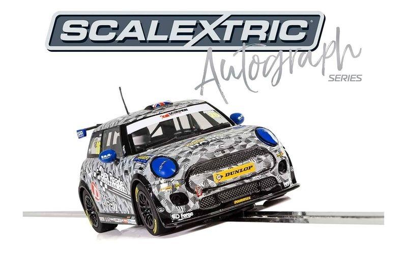 Scalextric 1:32 Autograph Series BMW MINI Cooper F56 -
