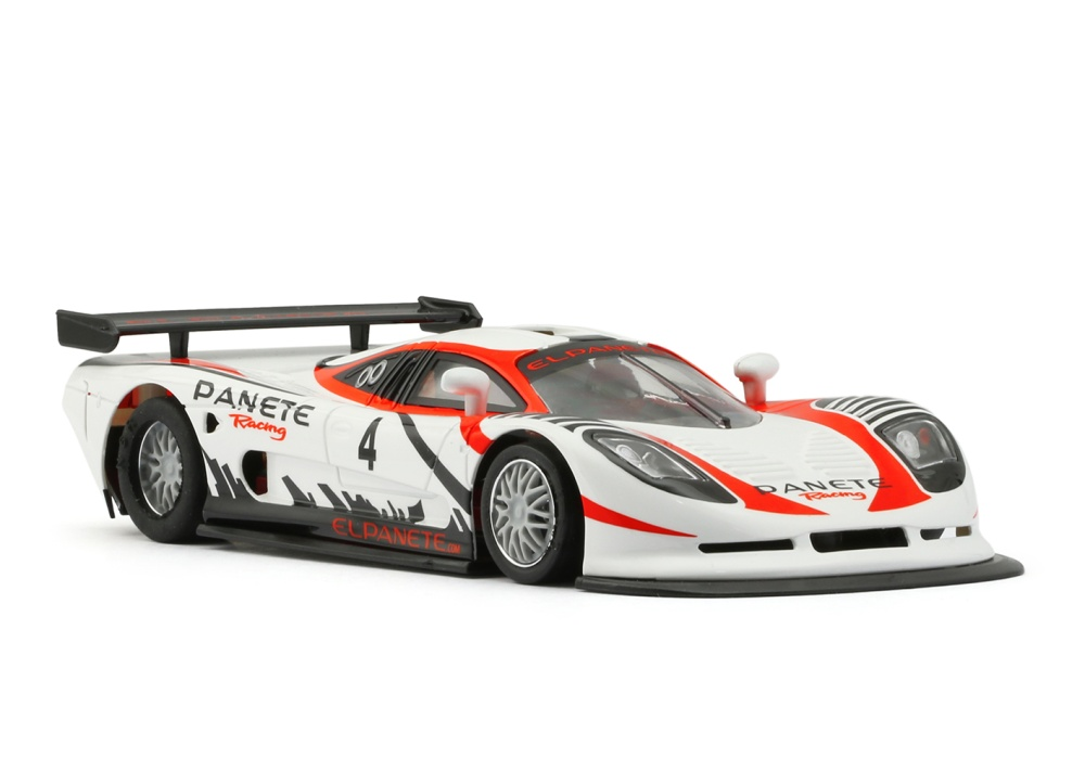 NSR Mosler MT 900 R - Panete Racing red #4
