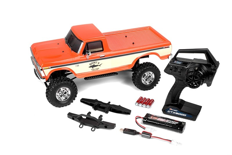 Carisma Adventure - SCA-1E Ford F-150 - 1976 Version
