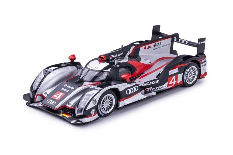 Slot.it Audi R18 Ultra 3rd Le Mans 2012