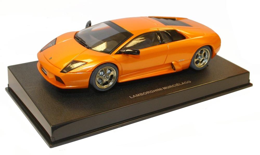 AutoArt 1:32 Lamborghini Murcielago orange