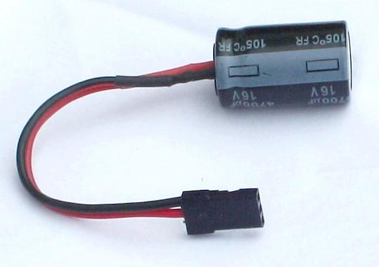 MLine BEC Stützkondensator 4700uF 10V