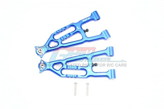GPM aluminium front lower suspension arm - 4PC SET for Baja