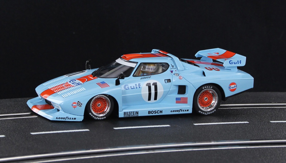 Sideways Stratos HC Racing No. 11 Edition