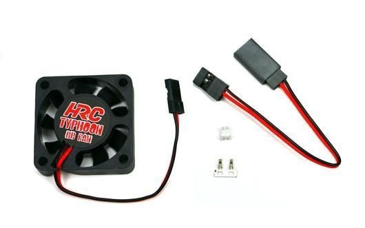 HRC Racing Lüfter 30x30x10 - HRC Typhoon RC Fan -