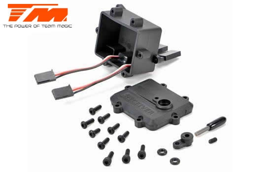 Team Magic Spare Part - E5 - Waterproof Receiver Box