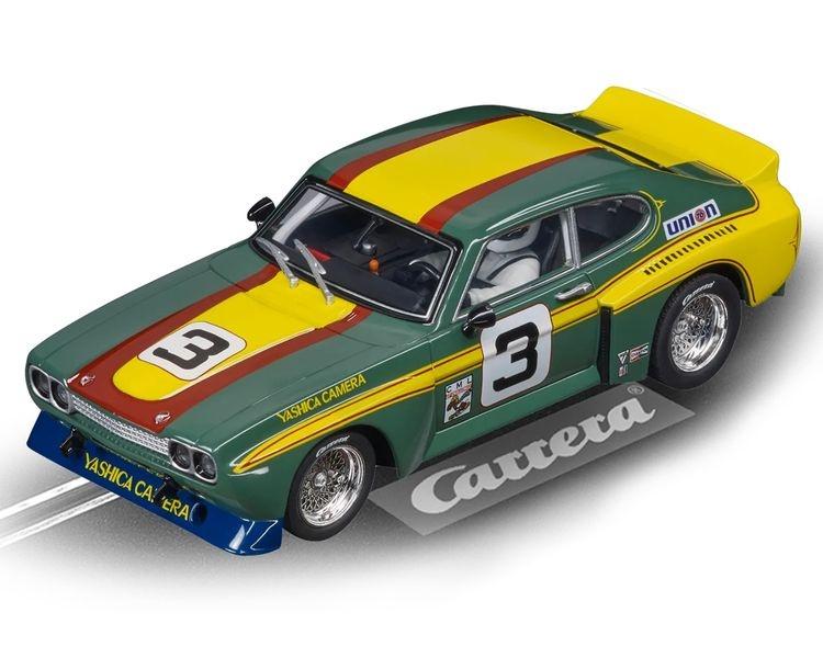 Carrera Evolution Ford Capri RS 3100 No.3 1974