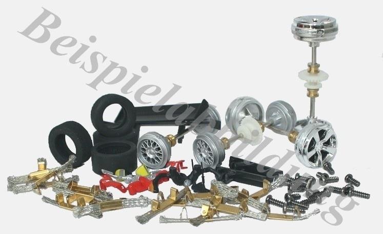 Carrera Evo/Dig.132 Reifen-Set für alle
