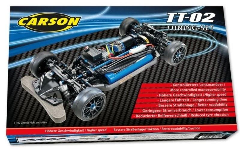 Carson Tuningsatz TT-02