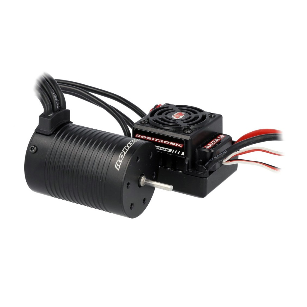 Razer ten Brushless Combo 60A 3652 4000kV 1:10