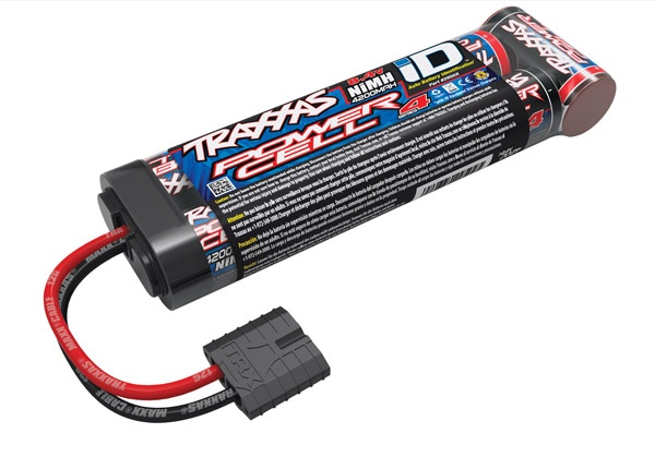 Traxxas Battery, Series 4 Power Cell, 4200mAh (NiMH, 7-C